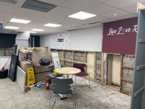 Hope Rescue's flood-damaged charity shop