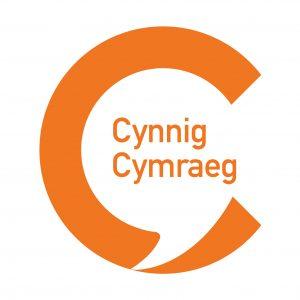 Cynnig Cymraeg (Welsh Offer) logo