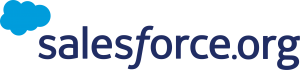 A logo for salesforce.org
